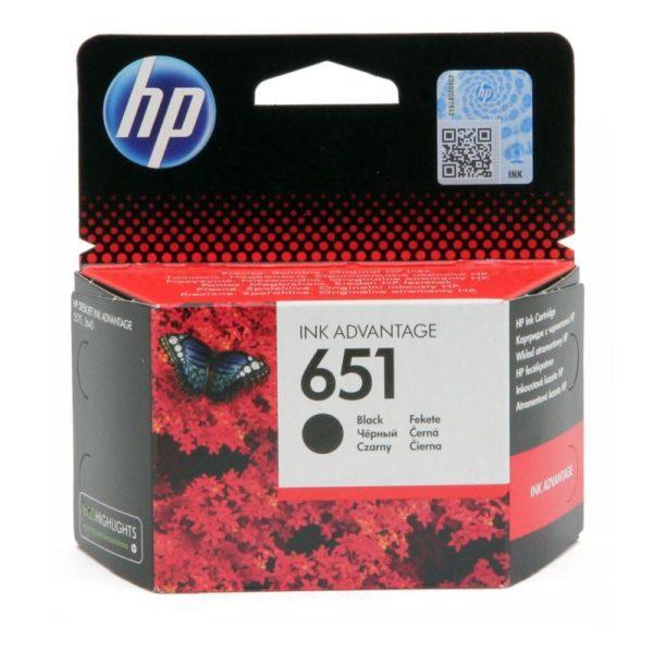 Tusz HP 651 | C2P10AE