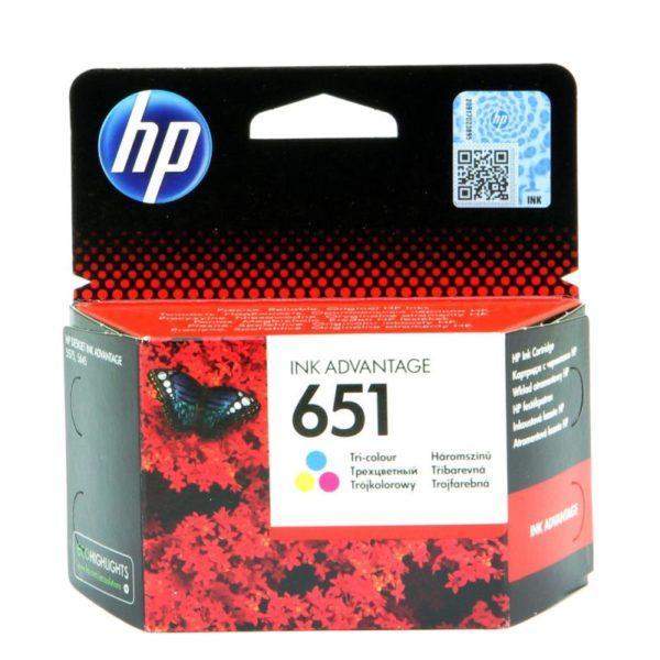 Tusz HP 651 | C2P11AE