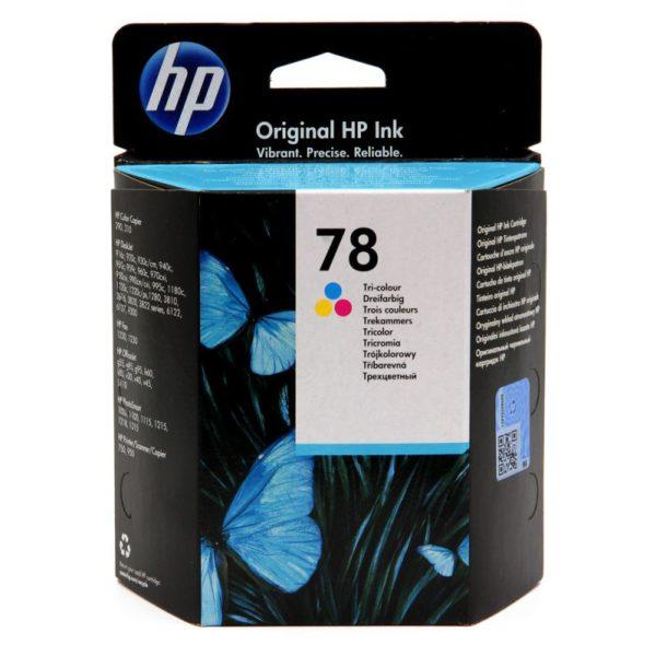 Tusz HP 78 | C6578D