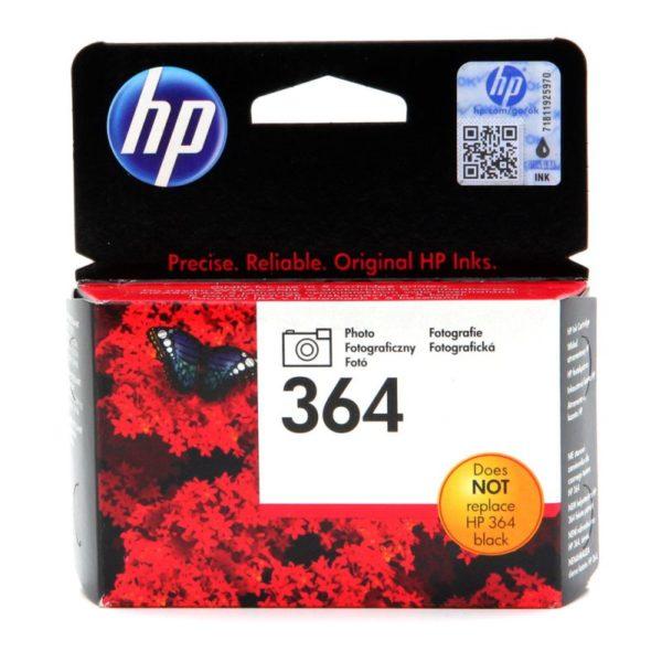 Tusz HP 364 | CB317EE