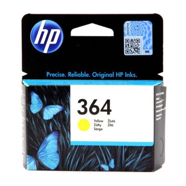 Tusz HP 364 | CB320EE