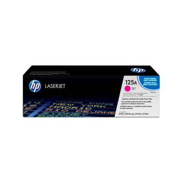 Toner HP 125A | CB543A
