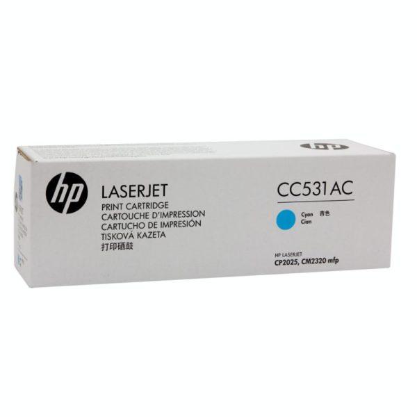 Toner HP 304A | CC531AC