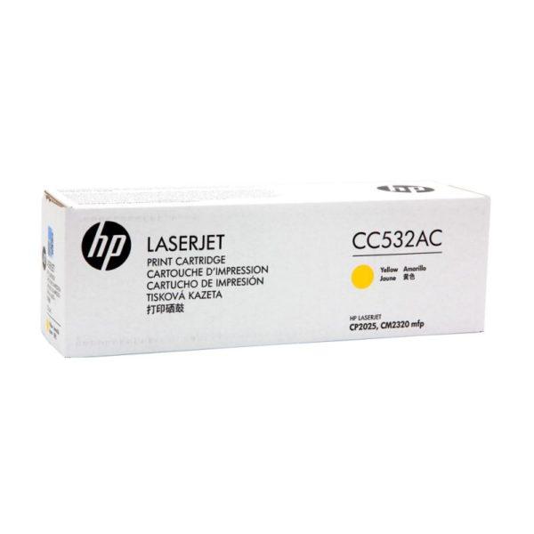 Toner HP 304A | CC532AC