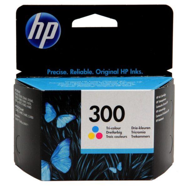 Tusz HP 300   CC643EE