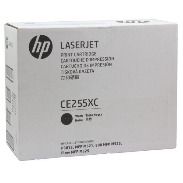 Toner HP 55X |CE255XC