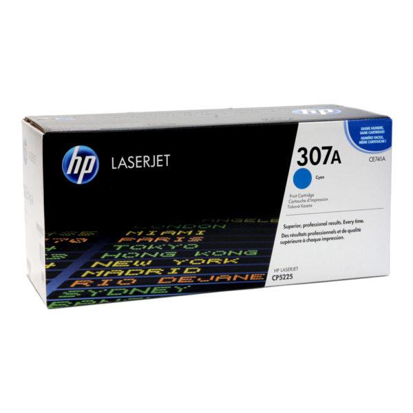 Toner HP 307A | CE741A