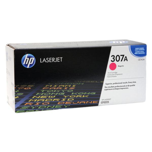 Toner HP 307A | CE743A