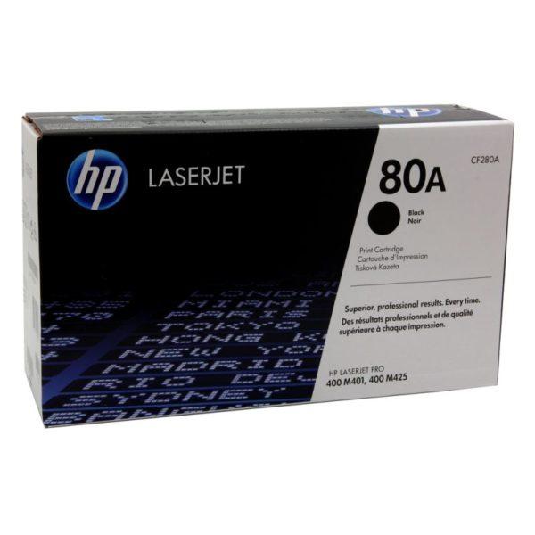Toner HP 80A | CF280A