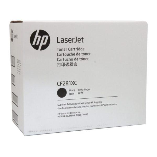 Toner HP 81X | CF281XC