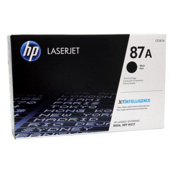 Toner HP 87A | CF287A