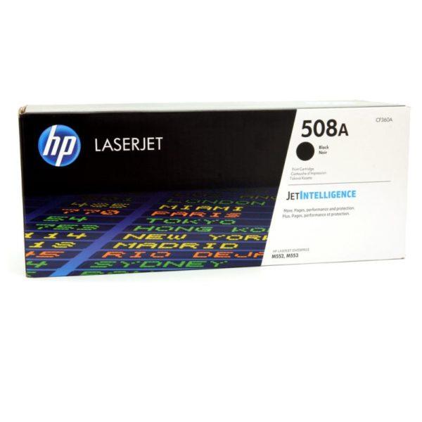 Toner HP 508A | CF360A