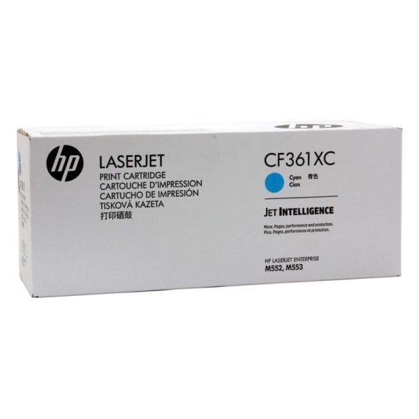 Toner HP 508XC | CF361XC