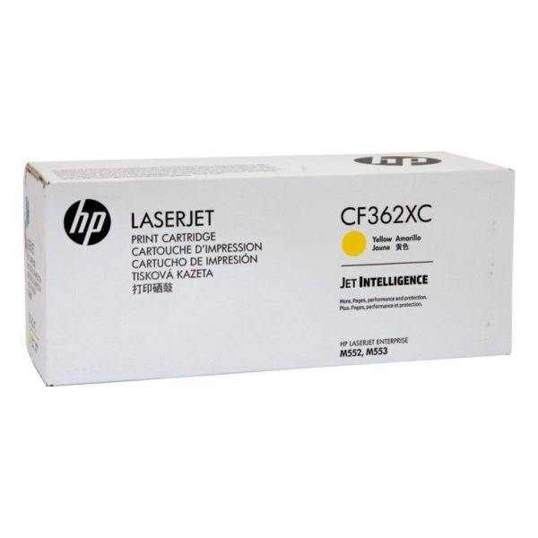 Toner HP 508XC | CF362XC