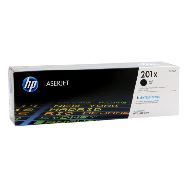 Toner HP 201X | CF400X