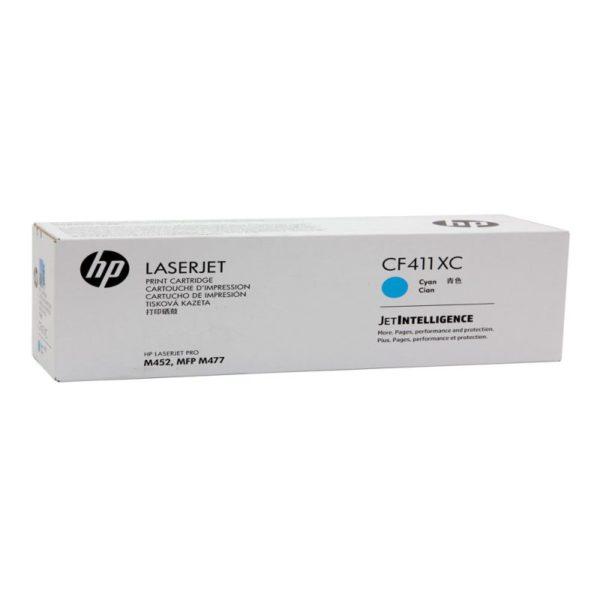 Toner HP 410XC | CF411XC