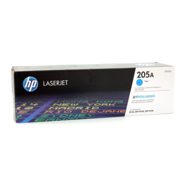 Toner HP 205A | CF531A