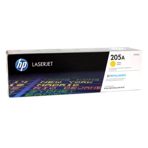 Toner HP 205A | CF532A