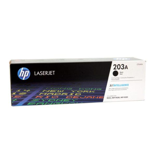 Toner HP 203A | CF540A