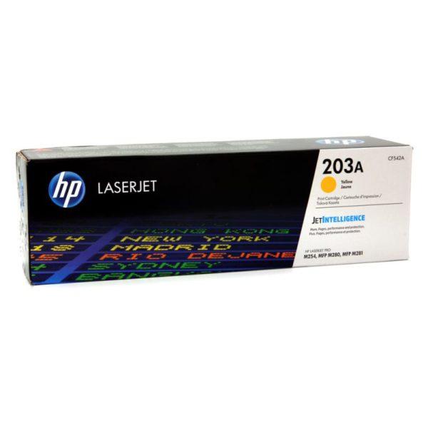 Toner HP 203A | CF542A