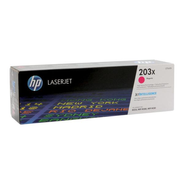 Toner HP 203X | CF543X