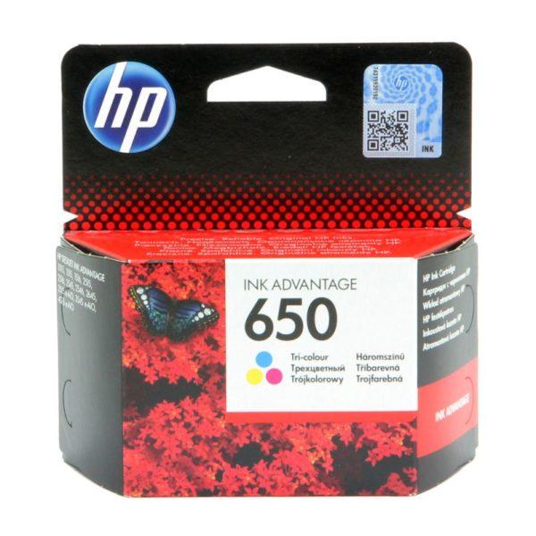 Tusz HP 650 | CZ102AE