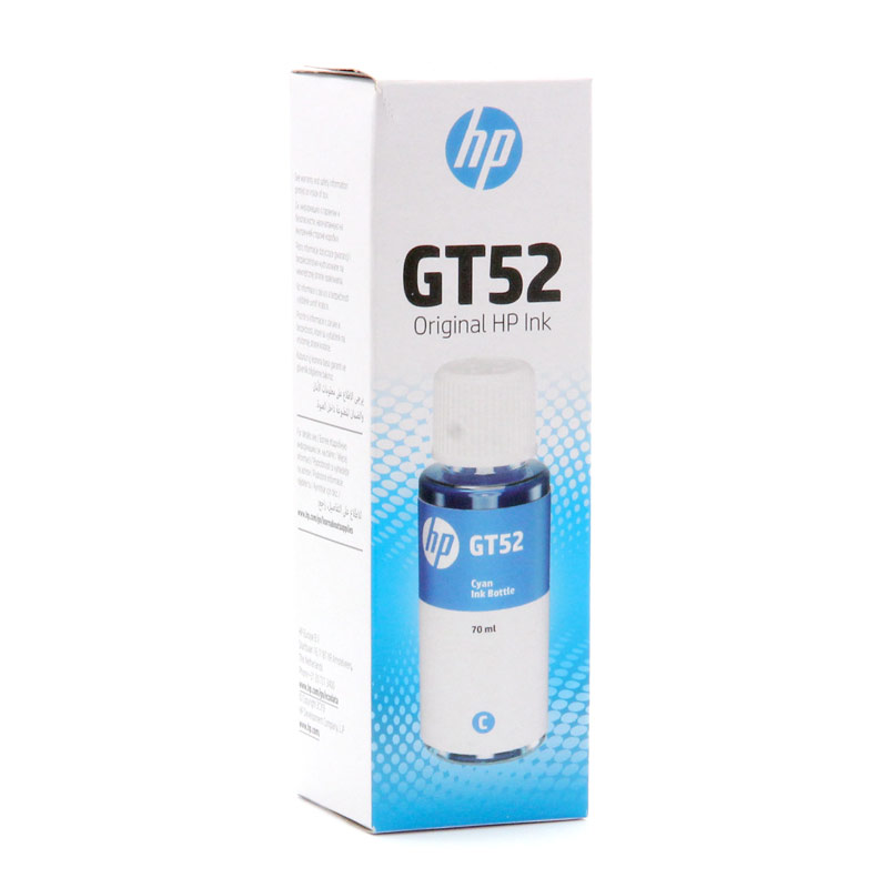 Tusz HP GT52 | M0H54AE