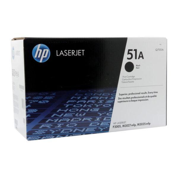 Toner HP 51A | Q7551A