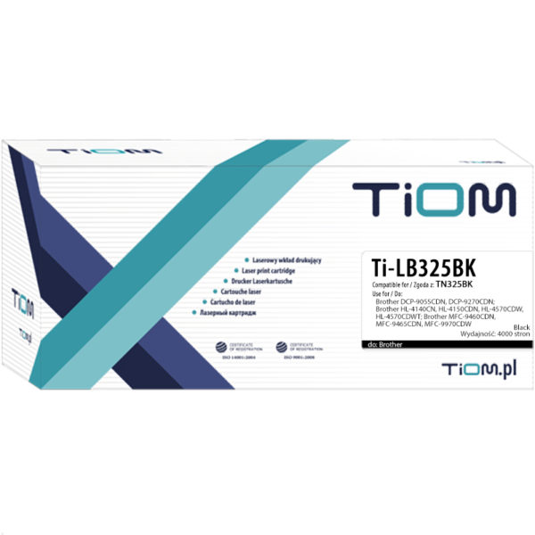 Toner TN-325BK zamiennik Brother