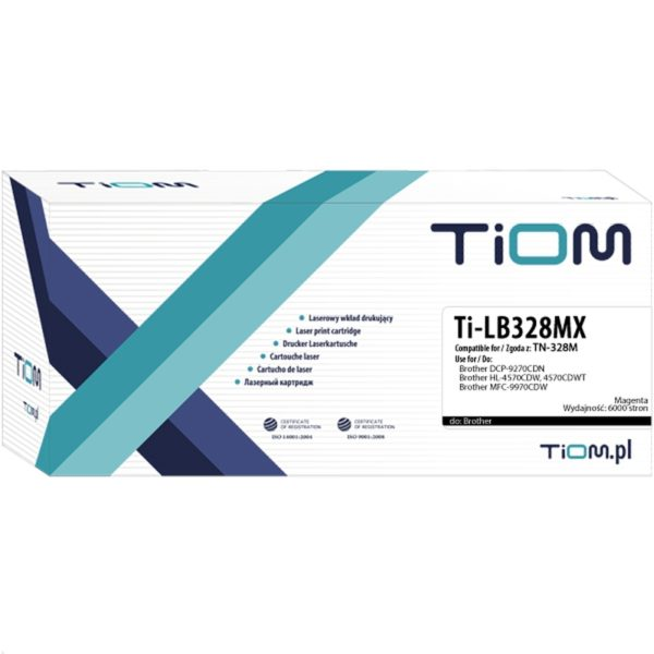 Toner TN-328M zamiennik Brother
