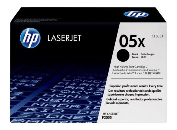 Toner HP 05X | CE505X