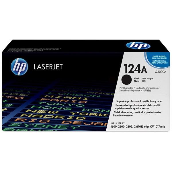 Toner HP 124A | Q6000A