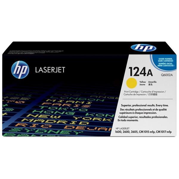 Toner HP 124A | Q6002A