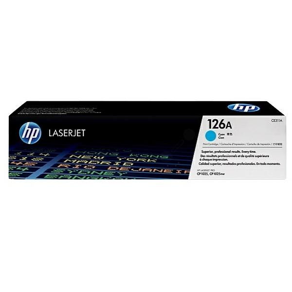 Toner HP 126A | CE311A