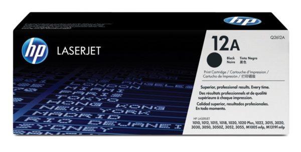 Toner HP 12A | Q2612A