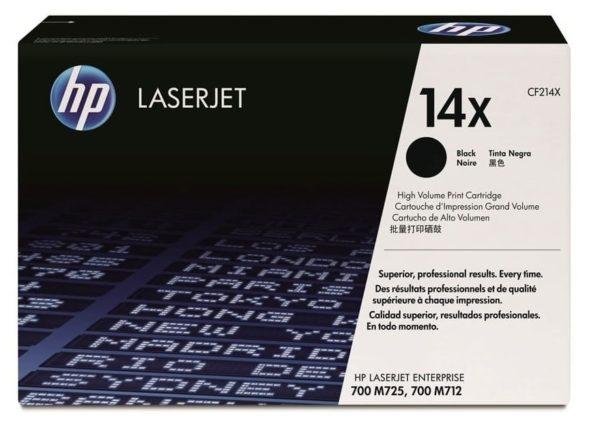 Toner HP 14X | CF214X