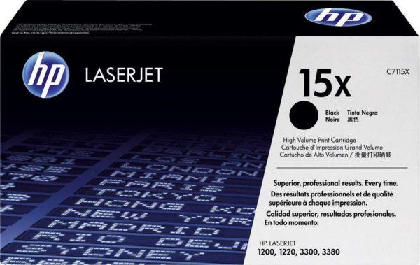 Toner HP 15X | C7115X