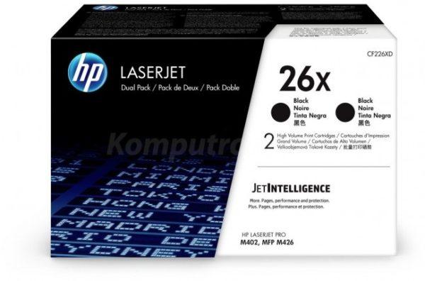Toner HP 26X | CF226XD
