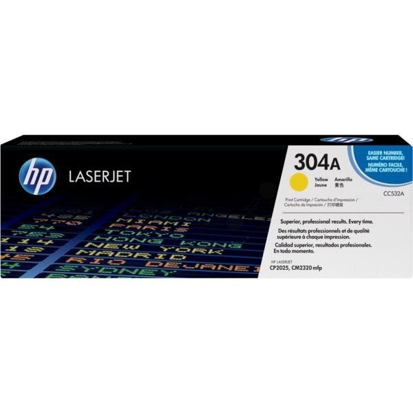 Toner HP 304A | CC532A