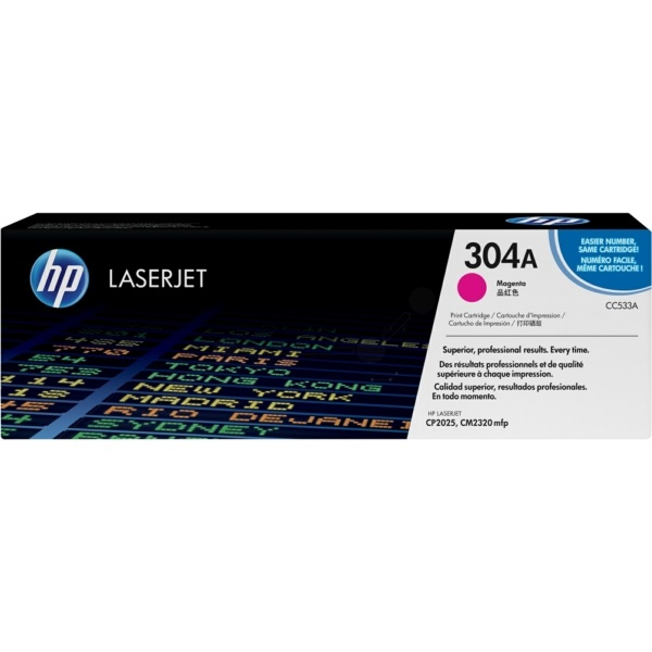 Toner HP 304A | CC533A