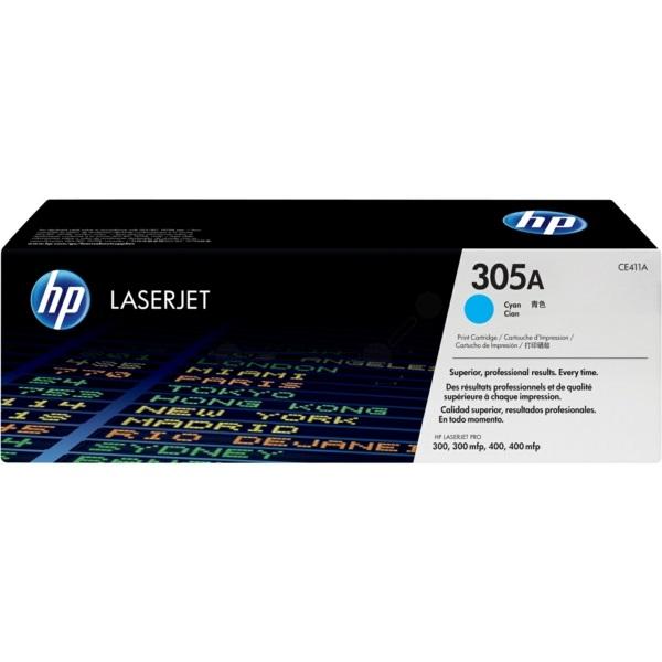 Toner HP 305A | CE411A