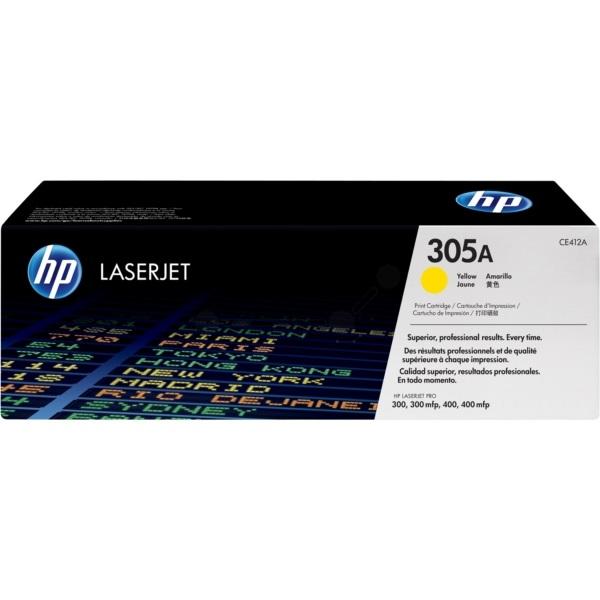 Toner HP 305A | CE412A