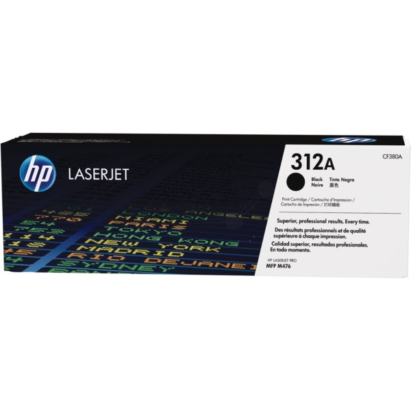 Toner HP 312A | CF380A