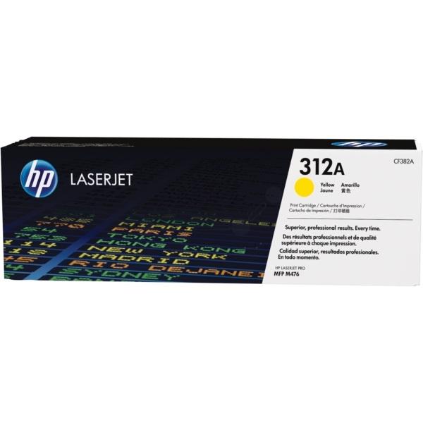 Toner HP 312A | CF382A