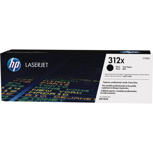 Toner HP 312X | CF380X