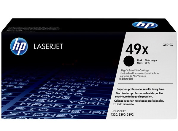 Toner HP 49X | Q5949X