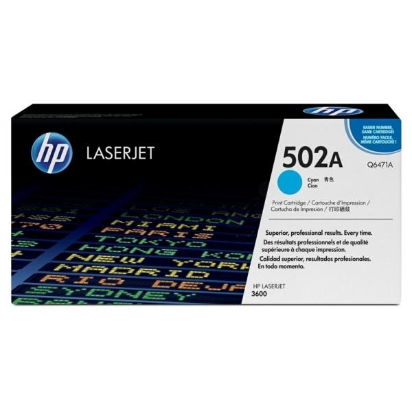 Toner HP 502A | Q6471A