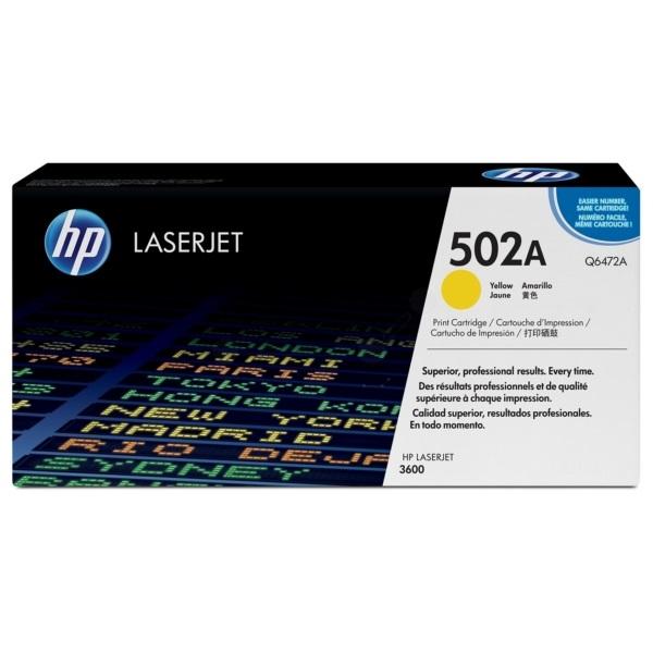 Toner HP 502A | Q6472A