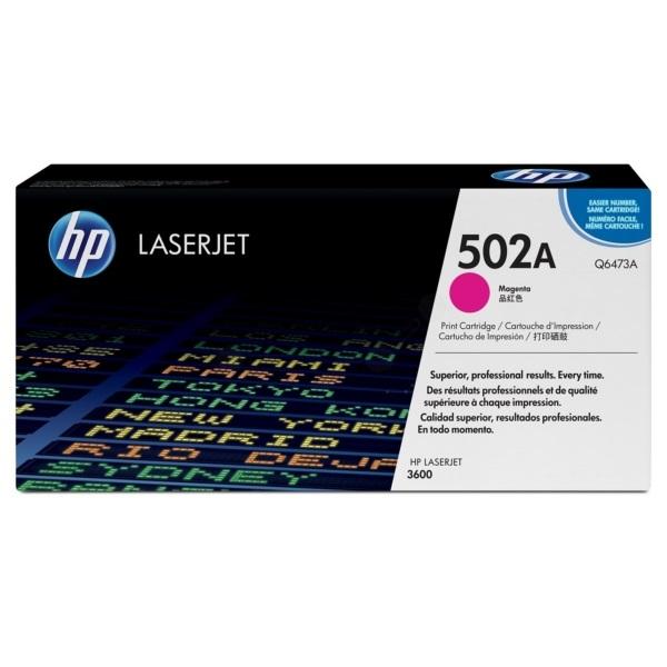 Toner HP 502A | Q6473A