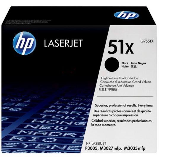 Toner HP 51X | Q7551X